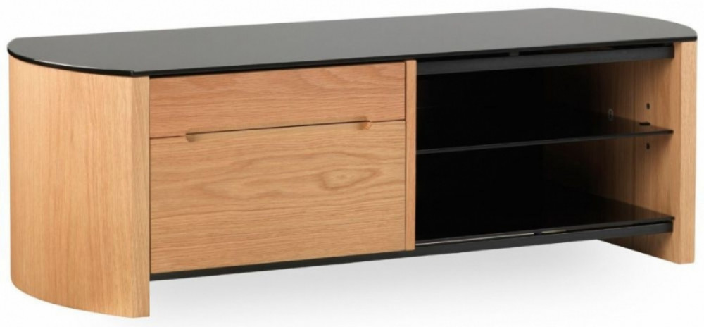 Alphason Finewoods 1100 cabinet